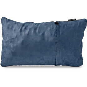 Therm-a-Rest Compressible Pillow small, denim